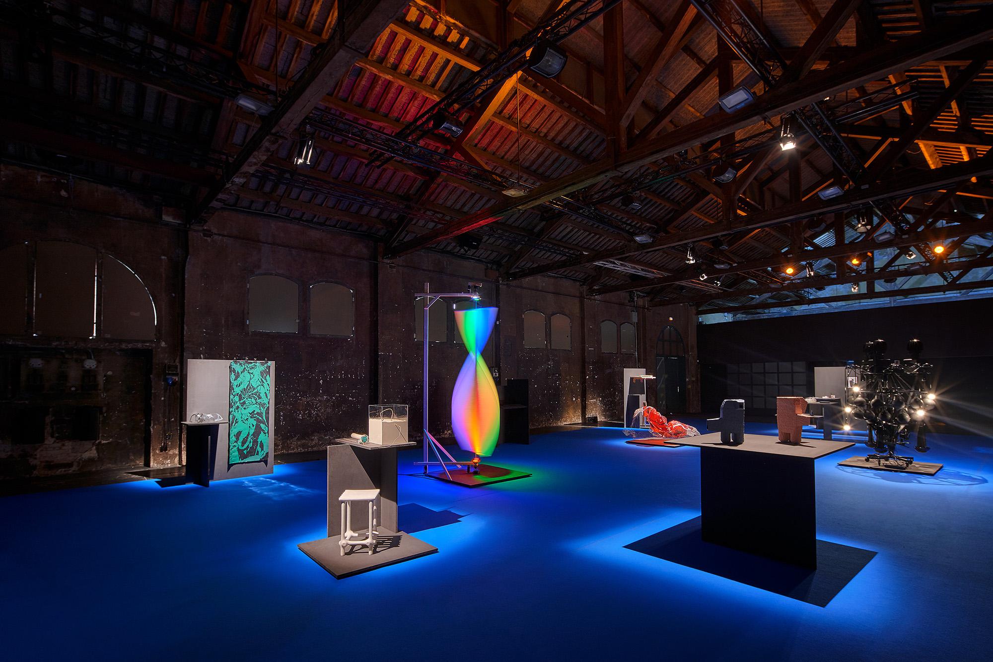 Understanding Design DOES New Realities Exhibition